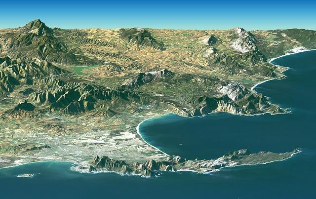 hory Jižní Afriky