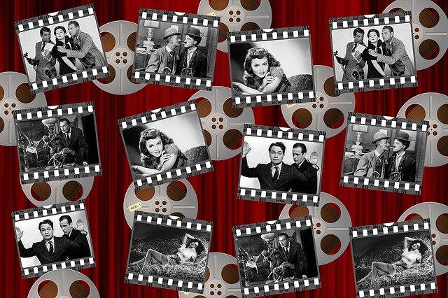 hvězdy filmů