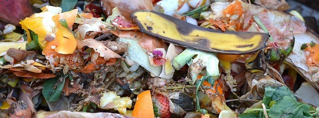 ovocné a zeleninové odpady