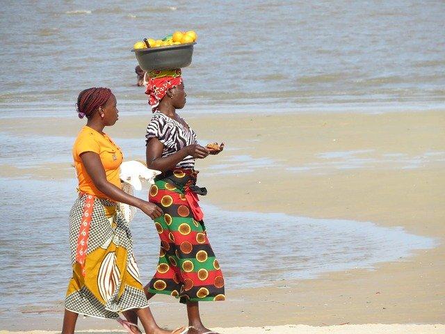 mosambické ženy